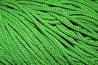 Шнур 4мм акрил (100м) зеленый (трава)