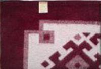 Одеяло жаккардовое «Карпаты» (обш. с двух сторон) Vladi