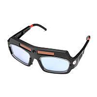 Солнечная Автоматическое затемнение Маска Защитные очки для защиты от шлема Очки Защитная защита от ультрафиолетового излучения Очки