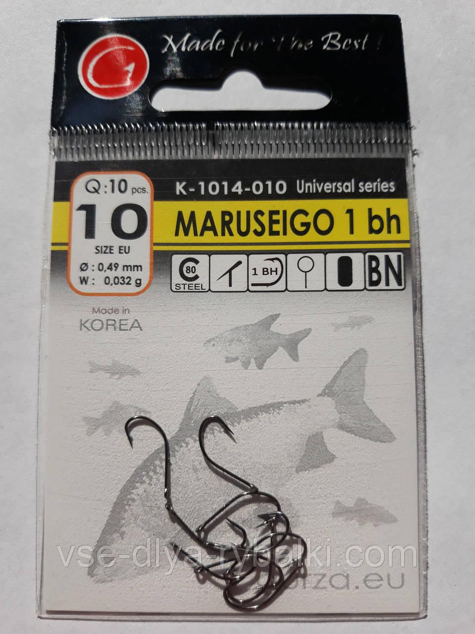 Крючки Gurza maruseigo № 10