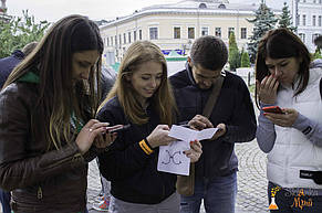 Квест для ВЗРОСЛЫХ в Киеве Back to school 30.09 2