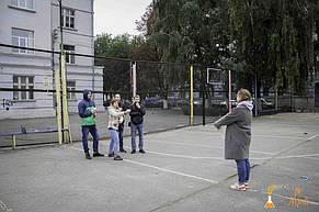 Квест для ВЗРОСЛЫХ в Киеве Back to school 30.09 7