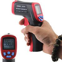 ANENGAN550ЦифровойинфракрасныйТермометрТемпературный тестер Пирометр-50 ~ 550 ℃/℉ Выбор На открытом воздухе