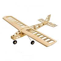 Облачный танцор 1300 мм Wingspan Trainer Balsa Лазер Cut RC Модель для сборки самолетов