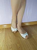 Балетки Lilir White 7, фото 1