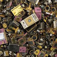 Прием на утилизацию электронной техники с содержанием драгоценных металлов