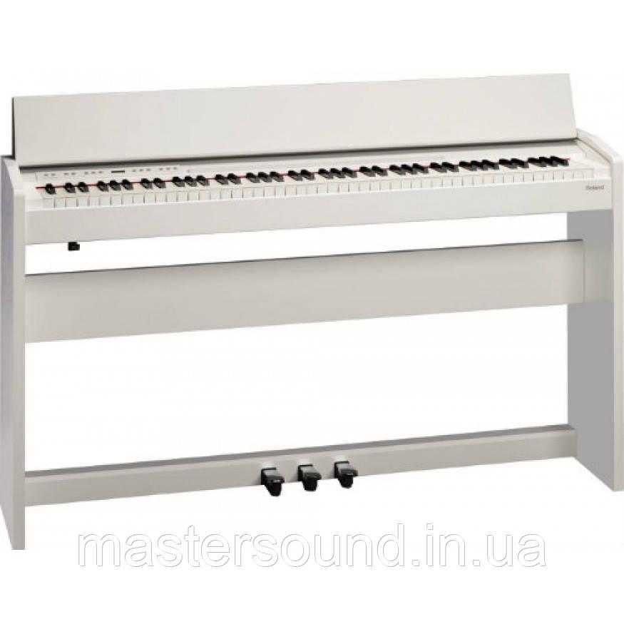 Цифровое пианино Roland F130R WH