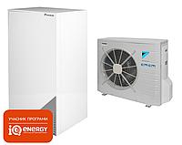Тепловой насос воздух-вода  Daikin Altherma ( 6 кВт ) EHBH08CB3V + ERLQ06CV3 (нагрев)