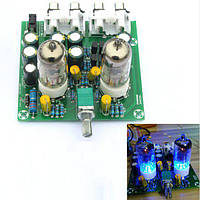 AC 12V 1A 6J1 Значение предусилителя Трубка предусилитель Усилитель Board PreУсилитель Модуль предварительного усилителя для предусилителя Bile Buffer