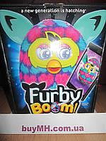 Ферби Бум голубые и розовые сердца (Furby Boom Pink and Blue Hearts), фото 1