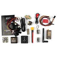 HolyBro 3DR Pixhawk Mini Flight Controller & Micro M8N GPS & Micro OSD & 433MHZ Телеметрический модуль