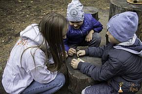 Детский квест в парке для мальчишек 8-9 лет.  1.10.2017 1