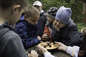 Детский квест в парке для мальчишек 8-9 лет.  1.10.2017 3