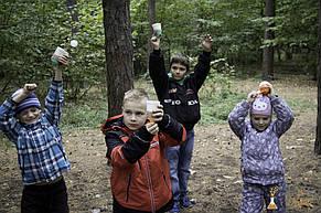 Детский квест в парке для мальчишек 8-9 лет.  1.10.2017 6