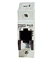 TYTAN II, D02-разъединитель нагрузки, 1-пол, 63A