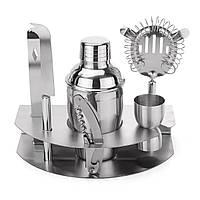 350mL Bar Drink Cocktail Shaker Jigger Mixer Наборы из нержавеющей стали Bartender Инструмент Набор