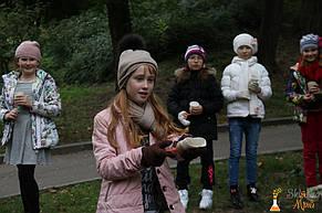 Квест для детей в ботаническом саду для Софии 9 лет  1.10.2017 1