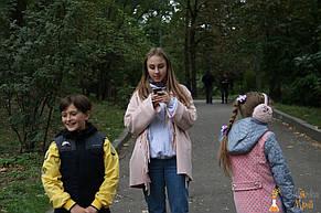 Квест для детей в ботаническом саду для Софии 9 лет  1.10.2017 3