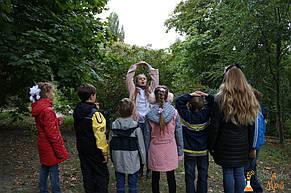 Квест для детей в ботаническом саду для Софии 9 лет  1.10.2017 4