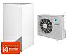 Тепловой насос воздух-вода  Daikin Altherma (4.4 кВт)  EHBH04CB + ERLQ04CV3 (нагрев)
