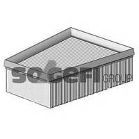 Фильтр воздушный Skoda Fabia/Roomster /VW Polo 1.2/1.4i 99-14, код A1113, PURFLUX