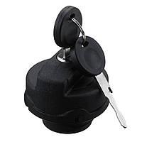 Закрытие крышки топливного бака черного цвета+2 ключа для Vauxhall Zafira Petrol Diesel 1998-2016