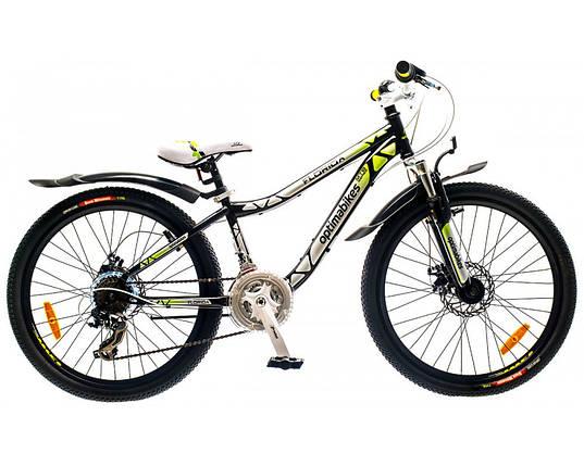 Велосипед подростковый спортивный Florida 24 дюйма, фото 2