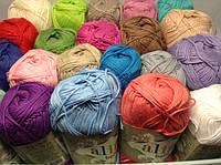 Пряжа для вязания Bella Alize (хлопок 100% )