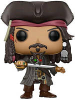 Фигурка Captain Jack Sparrow FUNKO РОР  арт GR60.136
