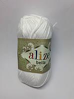 Пряжа bella Alize (хлопок 100%)