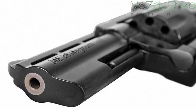 Нарезной ствол револьвера me-38 magnum 4r