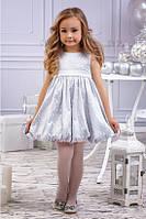 Праздничное детское платье Silver; 98, 104 размер