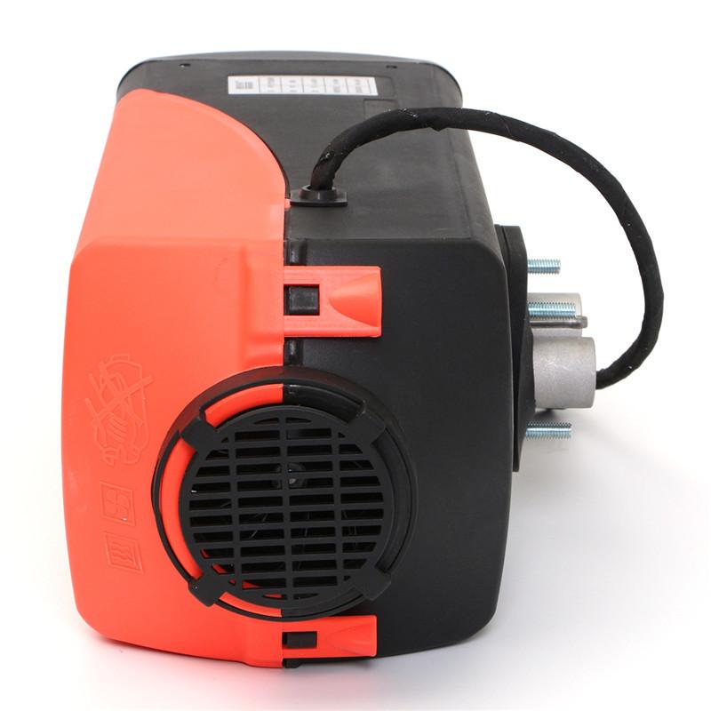24V/12V 5kw Diesel Air Parking Нагреватель 4 отверстия Дизельное отопление с цифровым переключателем - ➊TopShop ➠ Товары из Китая с бесплатной доставкой в Украину! в Днепре