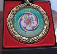 Виготовлення медалей, брелоків, бейджиків,, фото 1