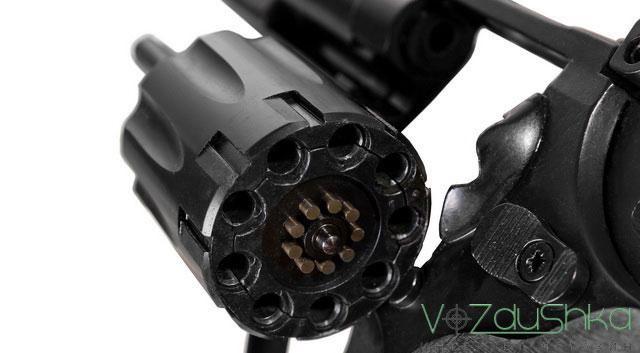 Барабан револьвера me-38 magnum 4r