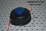 Триммерная головка полуавтомат для бензокосы М10, фото 3