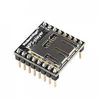 5 штук WTV020 Аудио модуль MP3-плеер с MicroSD Card Reader для Arduino
