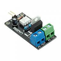 10Pcs RobotDyn® Тиристорный релейный модуль переменного тока 3.3V/5V Logic AC 220V/5A Peak 10A 1TopShop