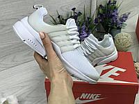 Женские Кроссовки Nike Air Presto  Белые