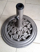 Подставка для зонта, диск, чугун 14 кг