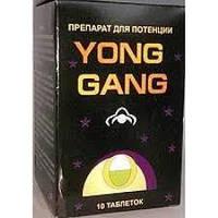 100 % ОРИГИНАЛ Стимулятор для потенции Yong Gang. Очень просто использовать, всего за 10 минут до начала акта.