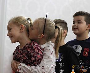 Квест для детей в кафе на день рождения для Александры 8 лет  17.10.2017 1