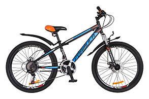 """Велосипед скидки до 10% с дисковыми тормозами спортивный 24"""" Dakar Formula, фото 2"""