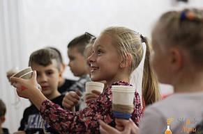 Квест для детей в кафе на день рождения для Александры 8 лет  17.10.2017 2