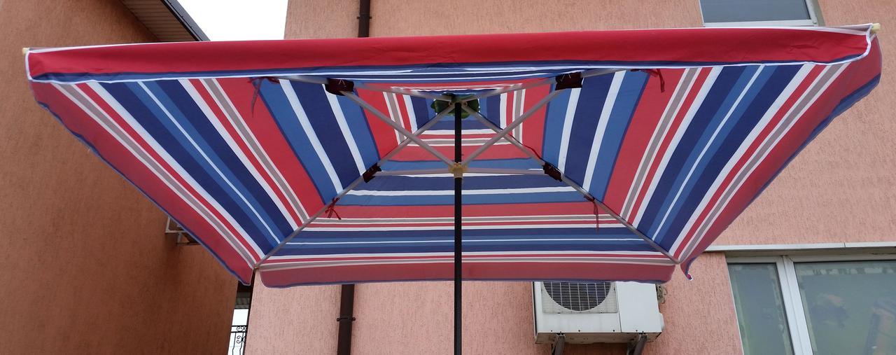 Зонт садовый, торговый, квадратный, 2.3 х 2.3, мод-108