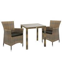 Столовый комплект Wicker (k133471)