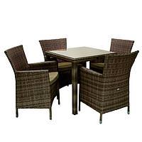 Столовый комплект Wicker (k13348)
