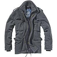 Куртка Brandit M65VoyagerWoolJacketAnthracite (только S)