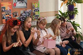 Детский квест в школе для 6 класса на Хэллоувин в школе  26.10.2017