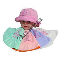 """Панама детская для девочек """"Sweetie"""" Оптом 7262"""